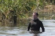 Дмитрий Медведев любит отдыхать в России. // vasi.net