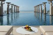 В отеле Mulia Resort на Бали президент России останавливался в 2013 году.