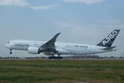 Airbus A350 // Юрий Плохотниченко