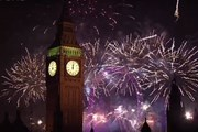 Фейерверк в Лондоне // BBC