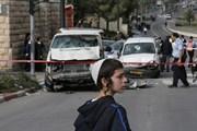 В Иерусалиме участились теракты. // Ammar Awad, Reuters