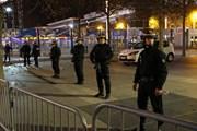 Вечером 13 ноября в Париже осуществлена серия терактов. // Michel Euler, AP