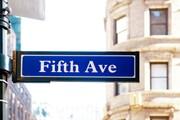 Пятая авеню - самая дорогая улица в мире. // Amy Johansson, shutterstock.com
