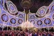 """""""Рождественская страна чудес"""" открылась в Сингапуре. // christmaswonderland.sg"""