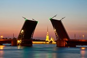 Санкт-Петербург за год посетили почти 6,5 миллиона гостей. // Yulia B, shutterstock