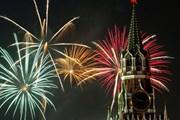 Красная площадь - знаковое место для встречи Нового года. // rg.ru