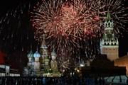 """Большинство самостоятельных туристов отправились встречать Новый год в Москву. // РИА """"Новости"""""""