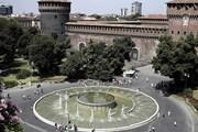 Piazza Castello теперь - зона свободная от машин. // repubblica.it