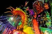 Карнавал в Рио пройдет с 5 по 9 февраля. // rio-carnival.net