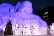 """Фестиваль этого года посвящен """"Звездным войнам"""". // cnn.com"""