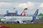 Airbus A320neo // Юрий Плохотниченко