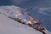В Сьерра-Неваде доступно ночное катание. // telegraph.co.uk