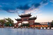 Мемориальная арка в Нанкине // chungking, shutterstock.com