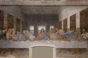 """""""Тайная вечеря"""" Леонардо да Винчи // haltadefinizione.com"""