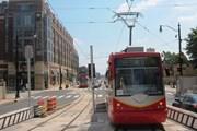 Трамвай в Вашингтоне // dcstreetcar.com