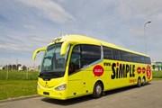 Автобус Simple Express // luxexpress.eu