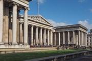 Британский музей - самый посещаемый в Великобритании. // Claudio Divizia, shutterstock.com