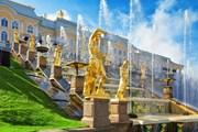 Сезон фонтанов начнется 23 апреля. // Vladimir Sazonov, shutterstock.com