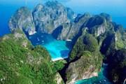 Острова Пхи-Пхи - рай для дайверов. // thailand-news.ru