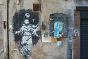 Граффити стало достопримечательностью. // napolidavivere.it