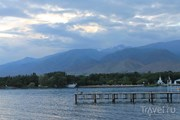 На озере Иссык-Куль // Travel.ru