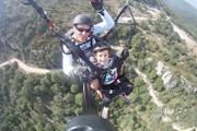 Новое развлечение туристам предлагает Каталония. // parapentemontsant.blogspot.com