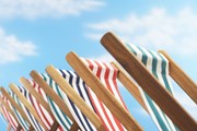 10 пляжей Москвы признаны пригодными для купания. // bikeriderlondon, shutterstock.com