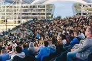 """""""Аэропорт Арена"""" в Мюнхене обеспечит эффект присутствия на матче. // munich-airport.de"""