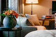 Дизайнерский отель расположен в самом центре финской столицы. // hotelf6.fi