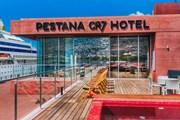 При гостинице действует музей Криштиану Роналду. // pestanacr7.com