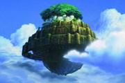 Небесный замок Лапута, созданный фантазией Миядзаки. // film.ru