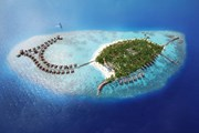 Отель The St. Regis Maldives Vommuli Resort на аттоле Даалу // presscentre.asia