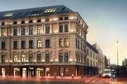 Гостиница занимает историческое здание в центре города. // hotelindigo.com