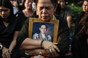 Таиланд скорбит по королю. // The Sun
