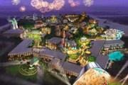 Комплекс Dubai Parks and Resorts состоит из нескольких парков аттракционов. // dubaiweek.ae