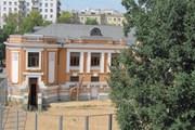 Павильон, в котором живет жираф и находится музей. // moscowzoo.ru