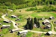 Карельская деревня Кинерма. // culture.ru