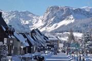 Зима в Жабляке // 360monte.me