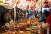 Рождественский рынок в Милане // The Local