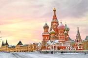 Москва - третья по количеству геотегов. // Reidl, shutterstock