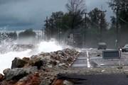 Ливни и наводнения - на островах Самуи и Панган. // thailand-news.ru