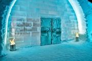 Ледяной отель больше не растает. // icehotel.com