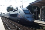 Поезд TGV // Юрий Плохотниченко