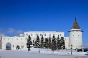 Казанский кремль зимой // photobeginner, shutterstock.com