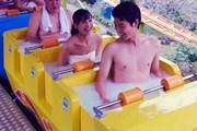 Посетители спа-парка смогут развлекаться, сидя в термальной воде. // fodors.com