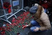 В новогоднюю ночь в Стамбуле погибли туристы из 11 стран. // Deniz Toprak, EPA