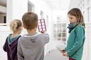 Дети в Музее прикладного искусства // Anja Jahn, frankfurt.de