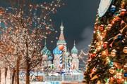 Москва приняла 2,5 миллиона гостей в новогодние праздники. // Mikhail Starodubov, shutterstock