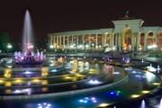 Алма-Ата - самый крупный город Казахстана. // Nur.kz