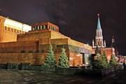 Мавзолей закрывают на профилактику. // tvc.ru
